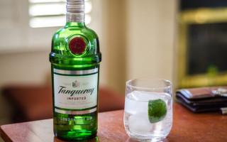 Джин Tanqueray (Танкерей) и его особенности
