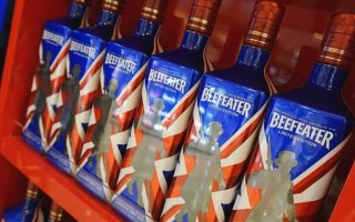 Джинн Beefeater (Бифитер) — характеристика и история появления напитка
