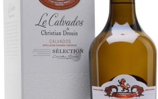 Кальвадос Сhristian Drouin (Кристиан Друэн) — характеристика и стоимость напитка