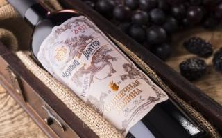 Вино Черный доктор — обзор крымкого вина
