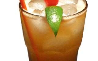 Классический рецепт Май Тай — коктейль в домашних условиях