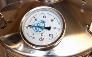 Как выбрать подходящий термометр для самогонного аппарата