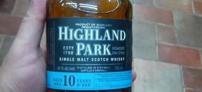 Виски Хайленд Парк (Highland Park) — описание замечательного шотландского виски