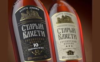 Коньяк «Старый Кахети» (Old Kakheti) — обзор и история создания