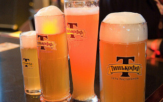 Особенности пива Тинькофф