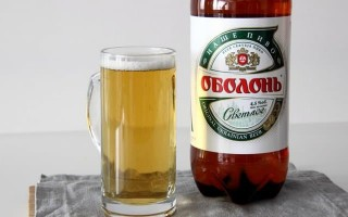 Пиво «Оболонь» (Obolon) — особенности и история возникновения напитка