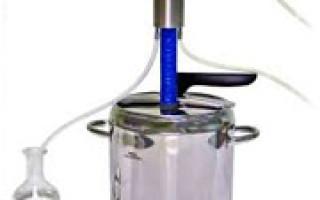 Как собрать самогонный аппарат в домашних условиях своими руками?