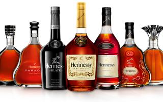 Коньяк Hennessy (Хеннеси) — описание