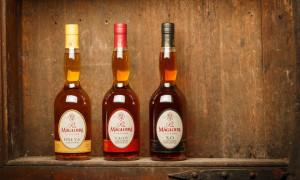 Кальвадос Pere Magloire (Пер Маглуар) — особенность напитка с яблочным запахом