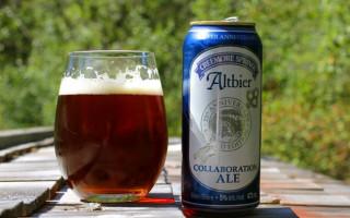 Особенности пива Altbier (Альтбир)
