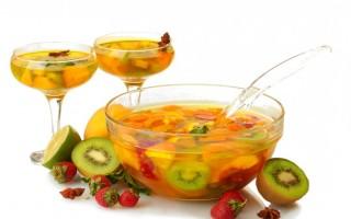 Классические рецепты приготовления пунша в домашних условиях