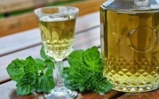 Рецепты приготовления мятного ликера в домашних условиях