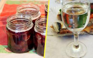 Рецепт браги из варенья для самогона