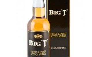 Виски Big T (Биг Т) — характеристика и описание напитка