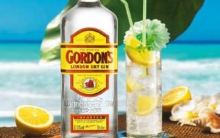 Джинн Gordons (Гордонс) – производство и описание напитка