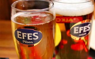 Пиво Efes (Эфес) — особенности напитка турецкого качества
