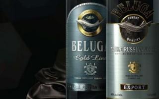 Водка Белуга Голд Лайн Beluga gold line: обзор, цена, отзывы