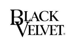Black Velvet — виски родом из Канады