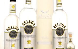 Как отличить поддельную водку Beluga