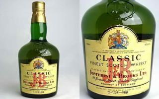 Виски Jb Rare (Джей энд Би) — обзор и правила употребления