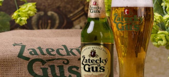 Пиво Жатецкий гусь — Чешское пиво с Российскими корнями